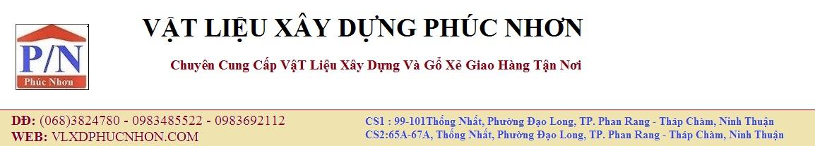 Vật Liệu Xây Dựng Ninh Thuận Phan Rang