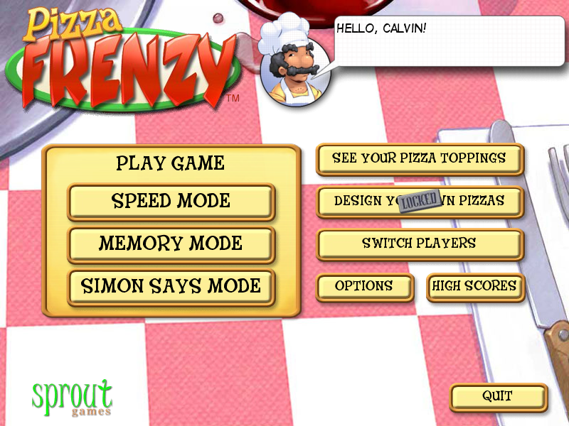 Download pizza frenzy free — networkice. Com.