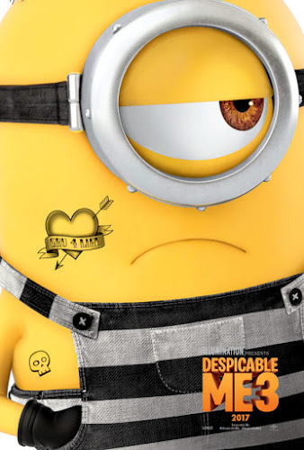 Despicable Me 3 (BRRip 1080p Ingles Subtitulada) (2017)