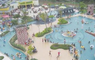Tiket Masuk Waterpark Kuantan Regency Pekanbaru