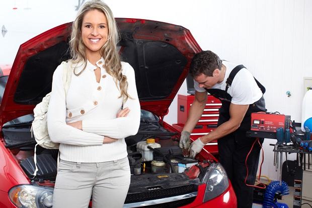 Hire Car Mechanic