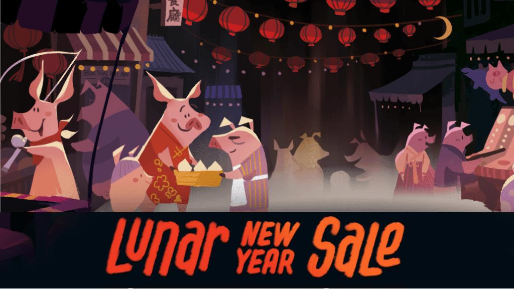 Steam lunar sale 2019