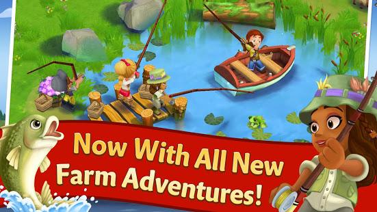 FarmVille 2: Country Escape Mod Apk Download