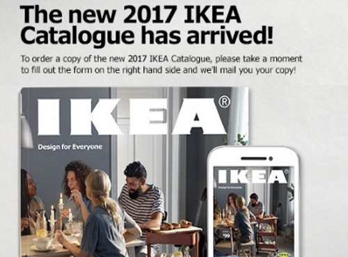 IKEA Free 2017 Catalogue