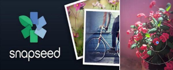 snapseed - aplikasi editor foto photo paling bagus dan populer