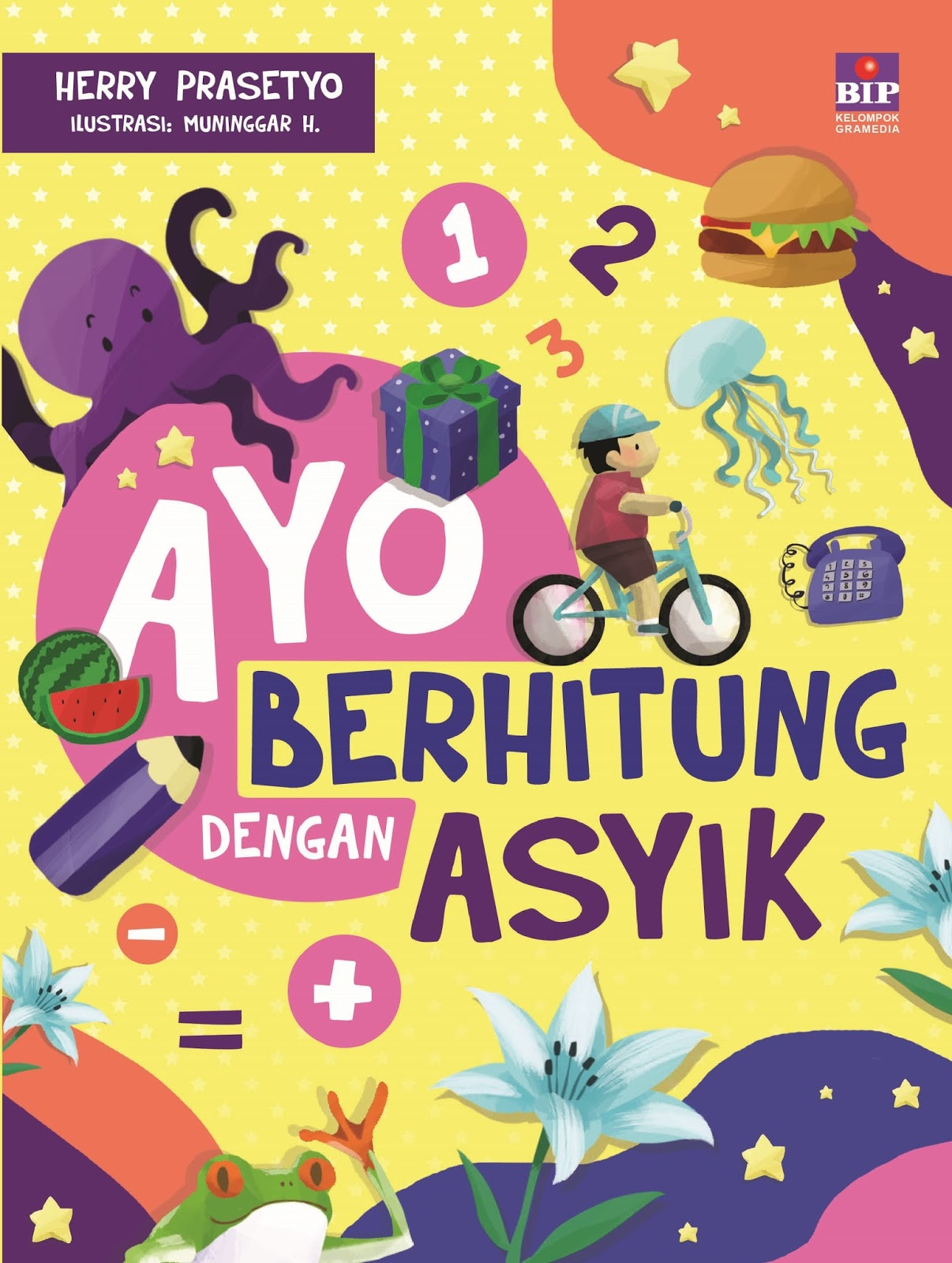 Anak anak dapat menggunakan buku ini untuk belajar berhitung Dimulai dari menebalkan dan menuliskan angka bilangan buah hati mulai mengenal pelajaran