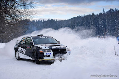 Winter Rally Comandau