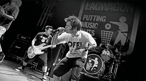 Lagwagon - Hangin' With The Wagon DVD