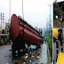 3 Killed Scooping Oil From Fallen Tanker
