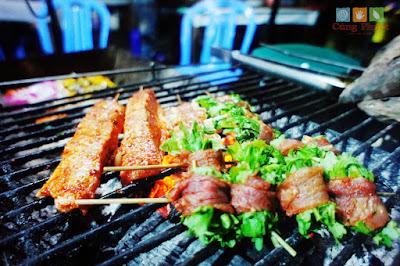 barbecue in Sapa