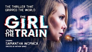 Samantha Womack to star in thriller The Girl on the Train