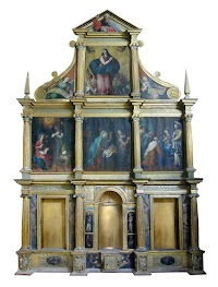 A Marian Altarpiece in High Renaissance Style