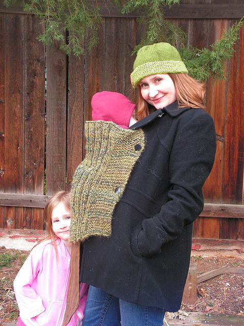 Frum Doula The Babywearing Knitting Solution