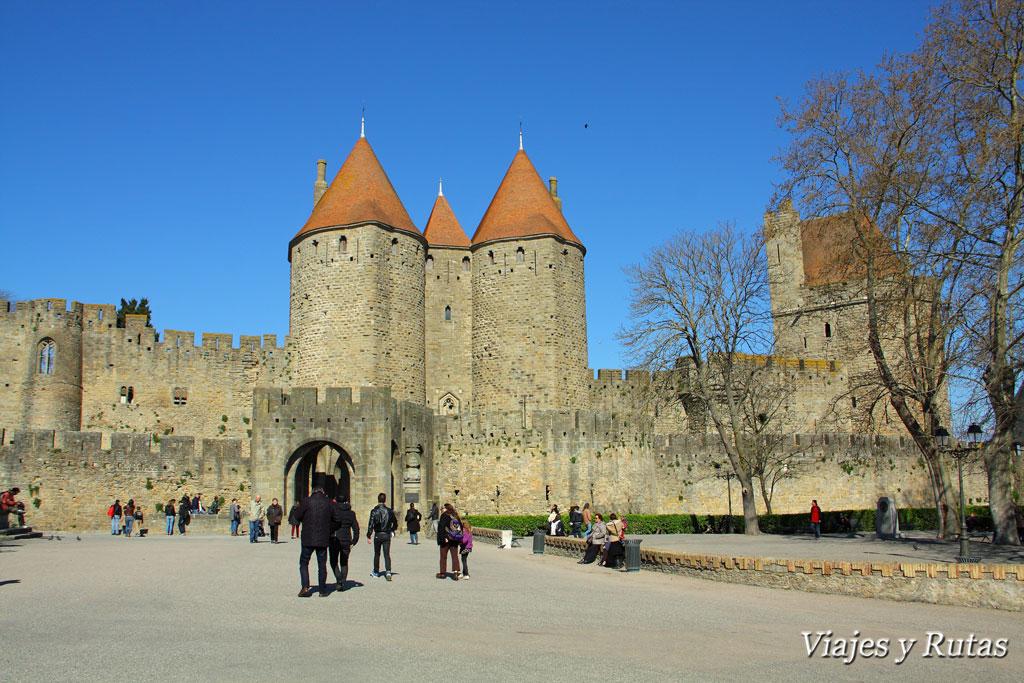 Place du Prado, Carcassonne