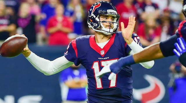 Les Texans partent favoris aujourd'hui en NFL