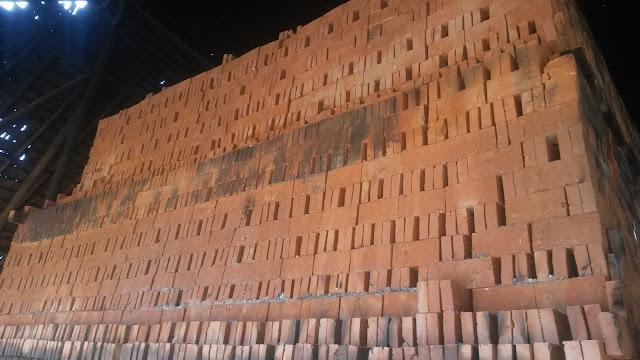 pabrik batu bata merah