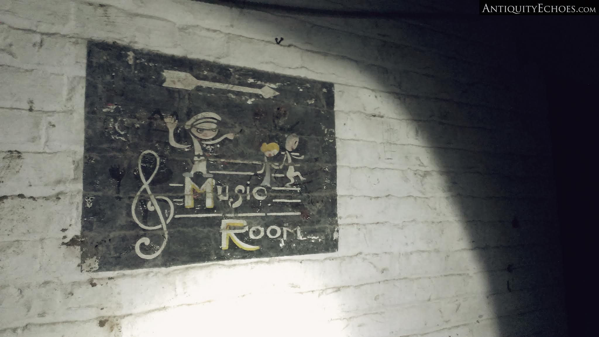Overbrook Asylum - Music Room, This Way