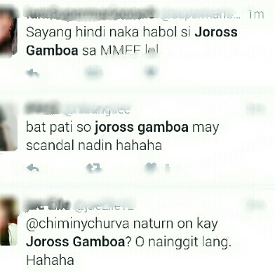 Joross Gamboa video scandal controversy