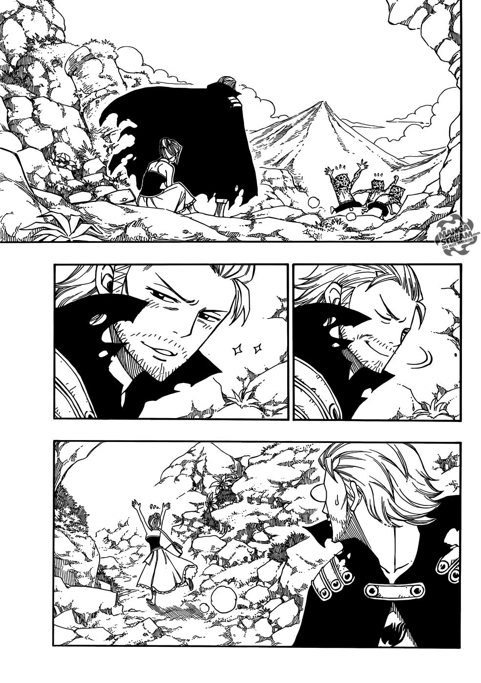 Fairy Tail chap 299 trang 5