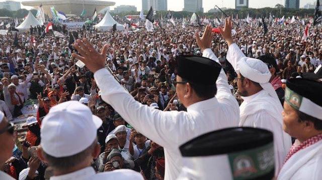 Gerindra Optimis Prabowo Bisa Kumpulkan Lagi Massa 212