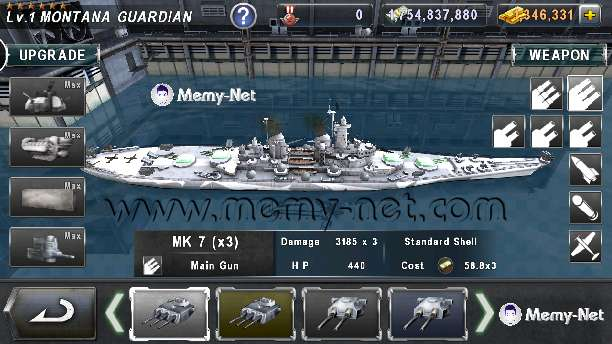 Download WARSHIP BATTLE: 3D World War II (MOD, Unlimited Money) free on android
