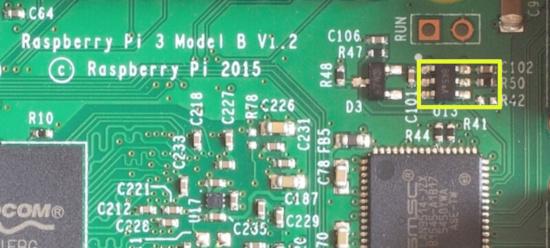 circuito corrente usb raspberry pi 3
