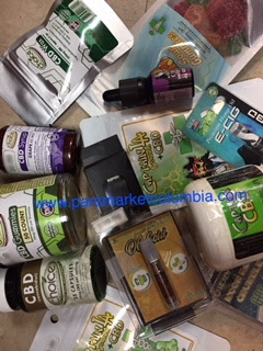 CBD Products at Pars Market Columbia Maryland 21045