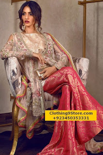 Rozina Munib Luxury Pret 2017-18