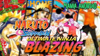 Naruto Ultimate Ninja Blazing v2.4.0 APK MOD