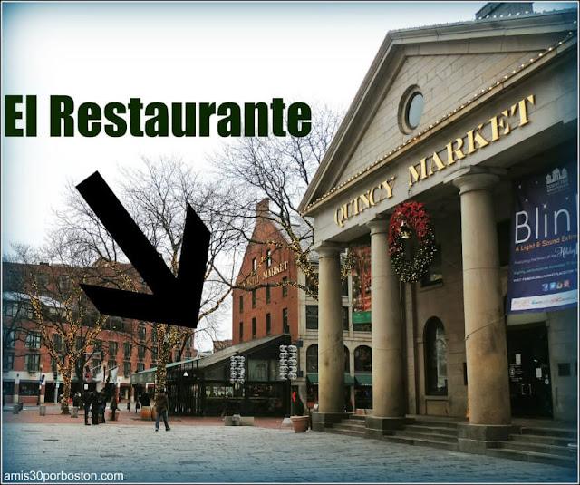 Ubicación del Restaurante