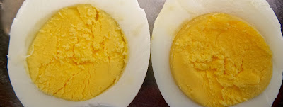 How to Hard-Cook Eggs, tips, tools, eggs, hard, cooked, hard-cooked, hard-boiled, easy, simple, perfect, egg, green, ring, grey,