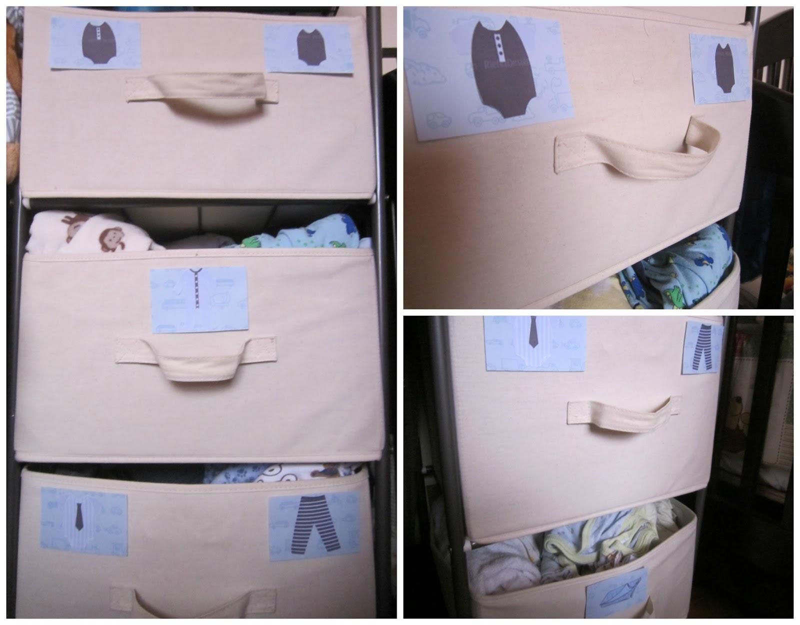 baby drawer organizer