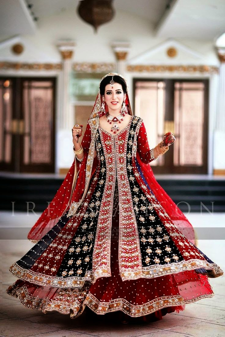 26bc02b1b Bridal Exclusive Embroidered   Fancy Baraat Wedding Dresses 2015 ...