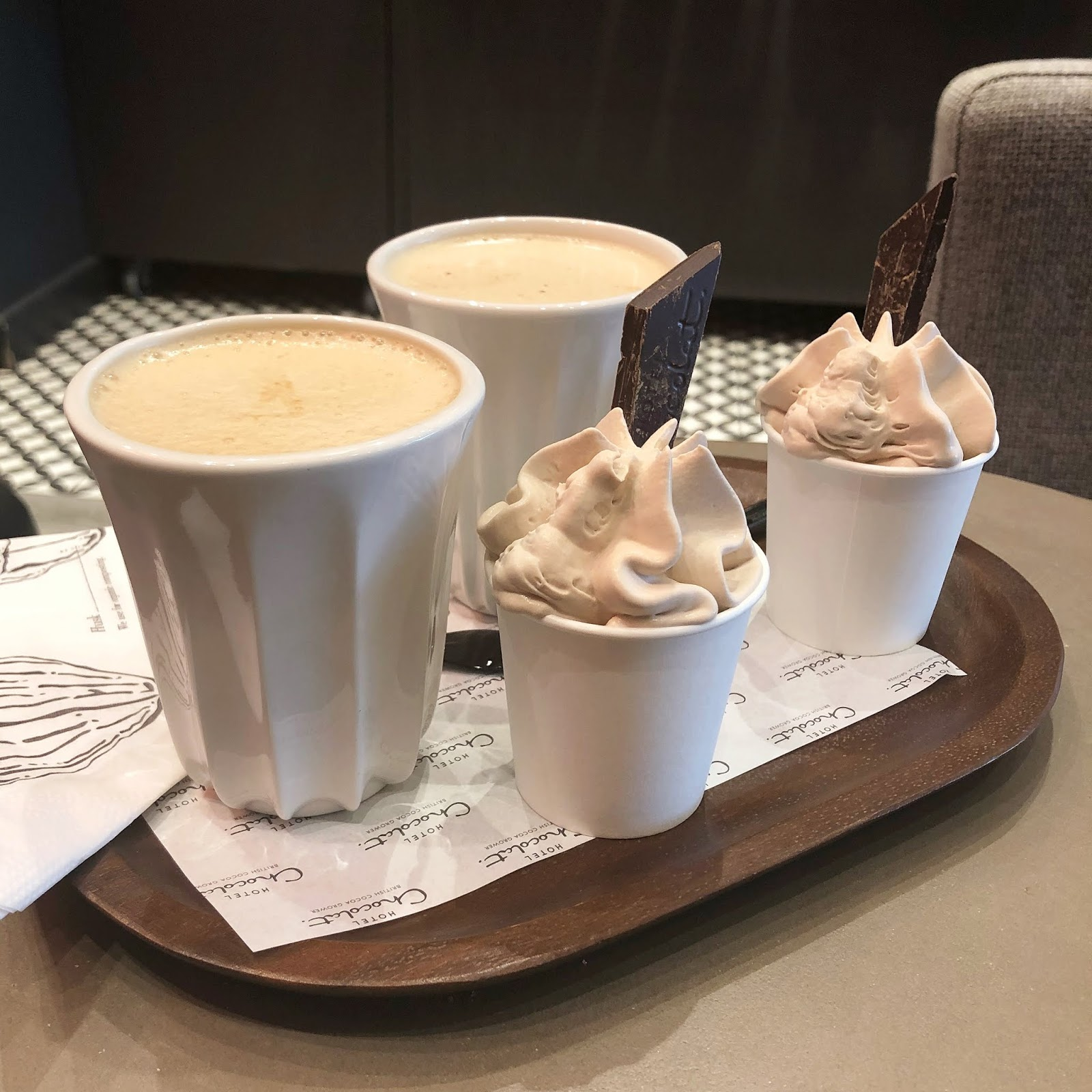 Best Hot Chocolate North East - Hotel Chocolat