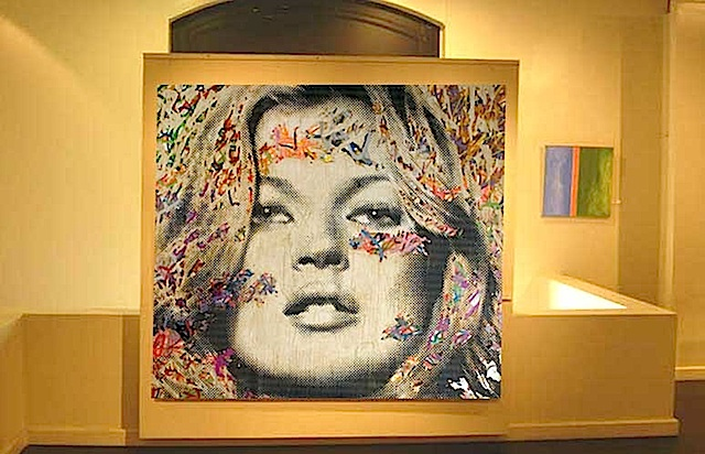 Personally i prefer to stick to the 57 to 60 in rule except when placed above furniture as explained above 2 size keep large pieces of art