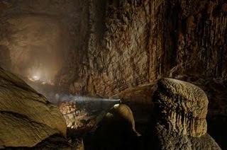 Mammoth Cavern in Vietnam