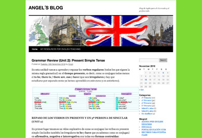 Ángel's blog