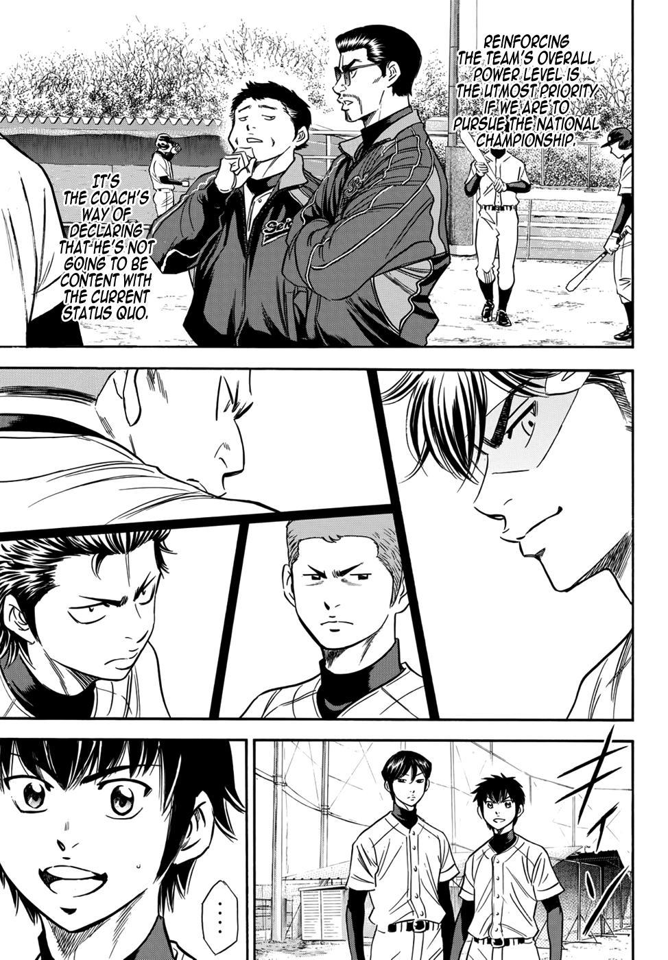 Daiya no A - Act II - Chapter 22