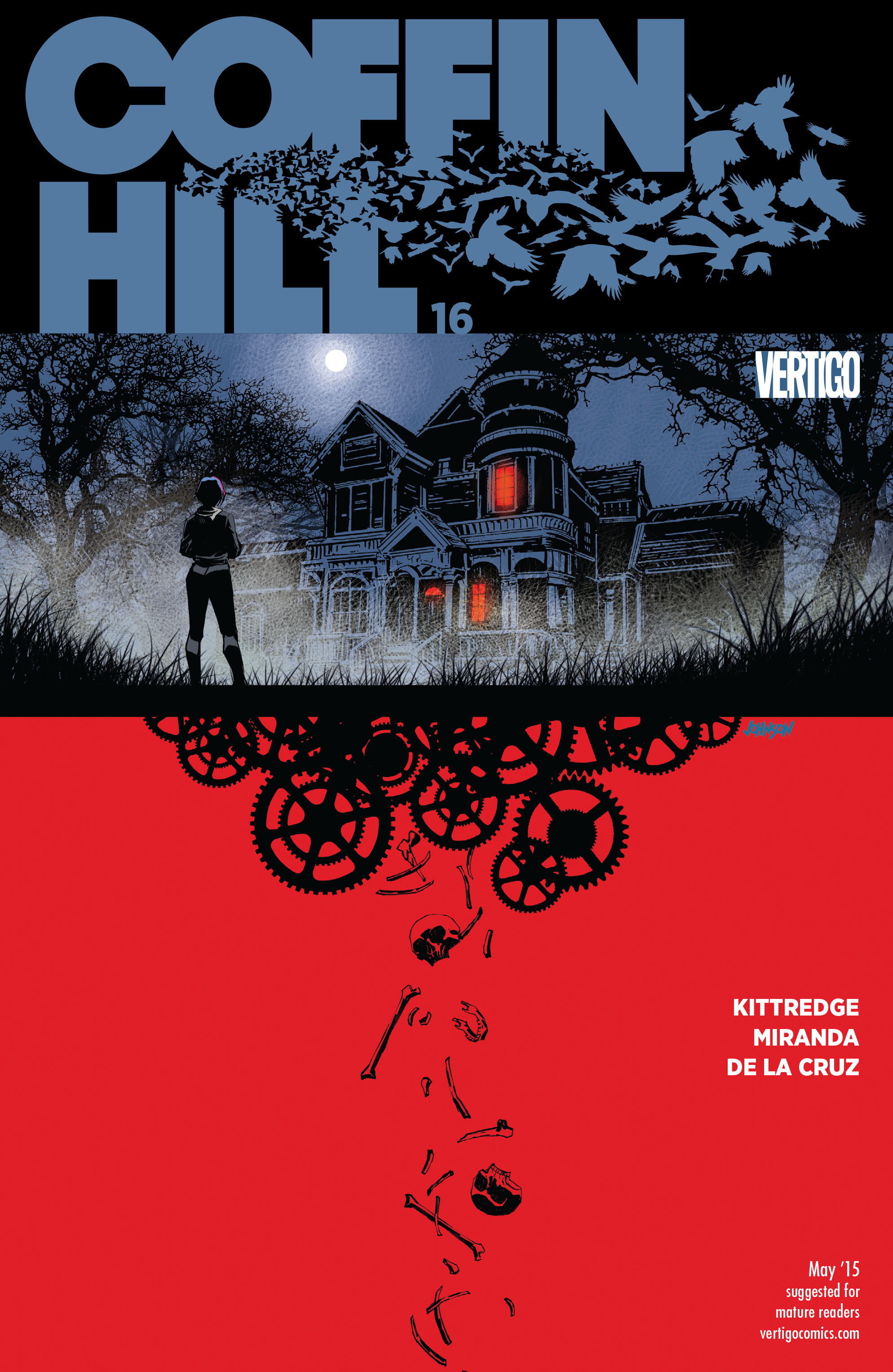 Coffin Hill 16 Page 1
