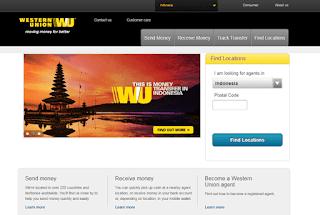 Western Union Daftar Sistem & Alat Pembayaran Online Terpercaya