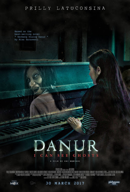 Sinopsis Danur: I Can See Ghosts (2017) - FIlm Indonesia