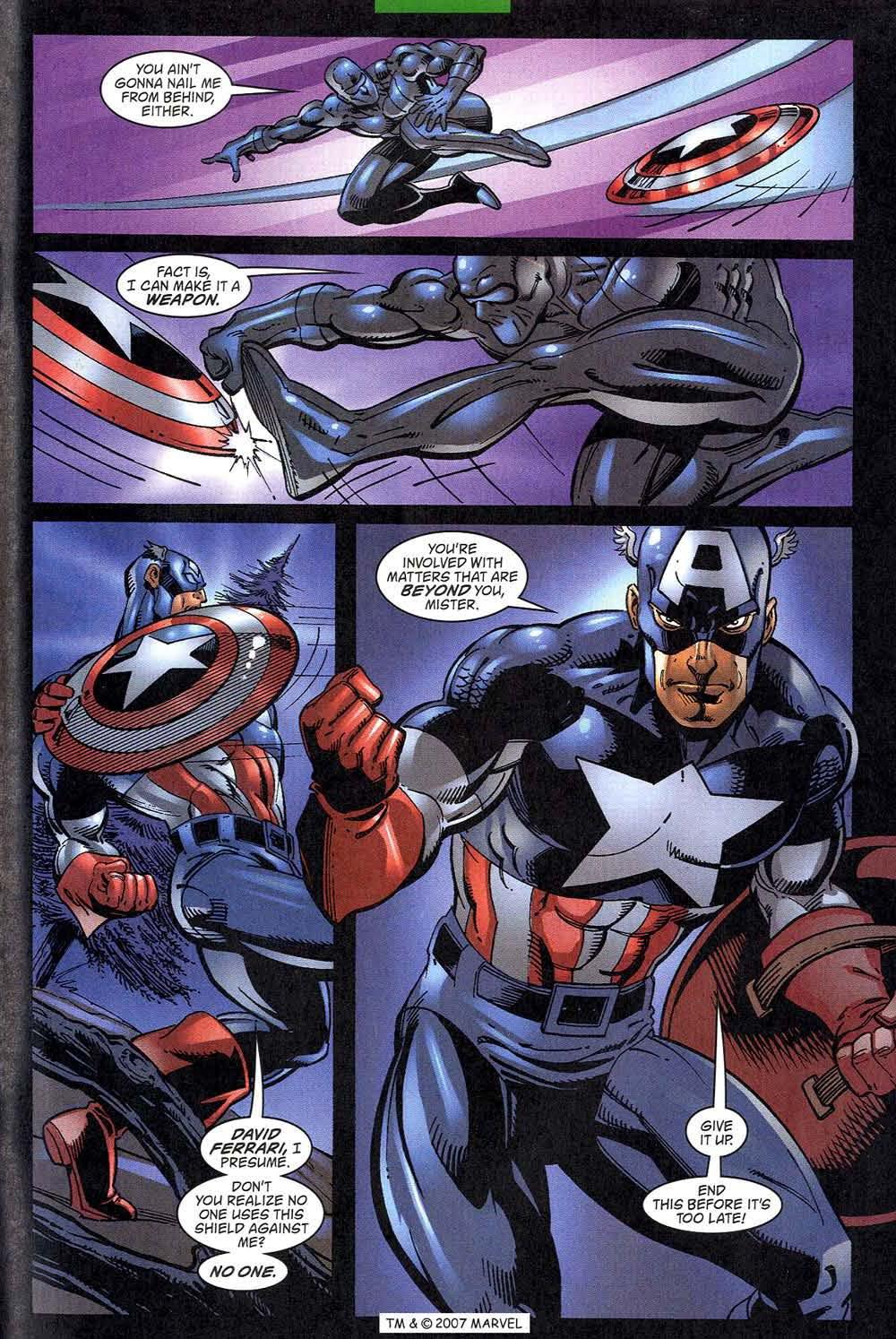 Captain America (1998) Issue #42 #49 - English 31