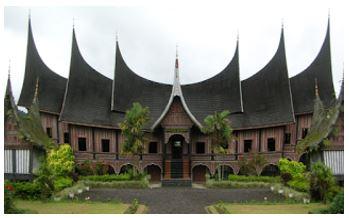 Rumah Adat Padang