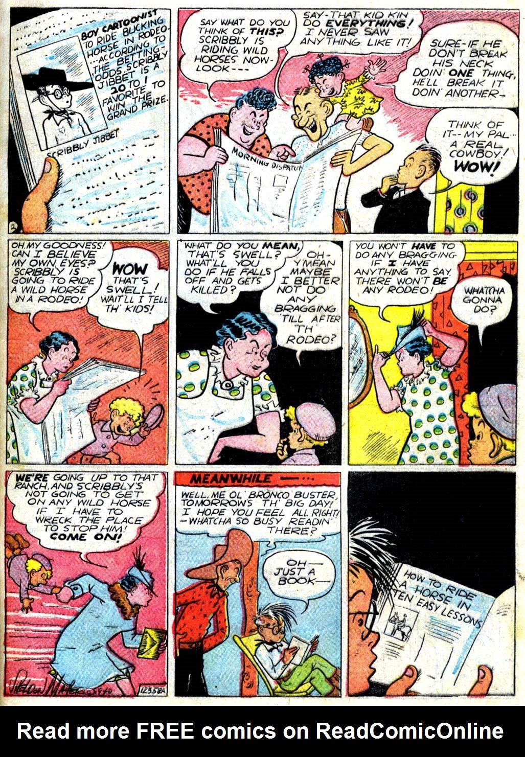 Read online All-American Comics (1939) comic -  Issue #15 - 29