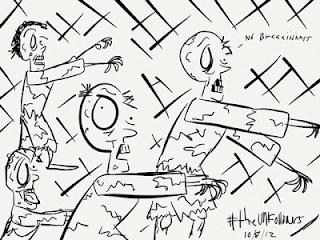 apprendre-comment-dessiner-un-zombie-2 Comment dessiner un zombi