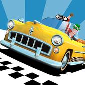 Crazy Taxi City Rush MOD v1.7.2 APK Terbaru 2017 Gratis Download
