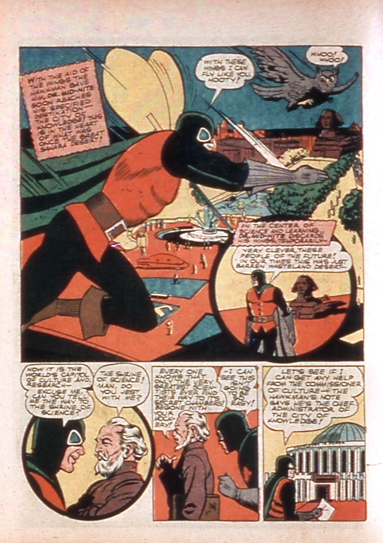 All-Star Comics (1940) issue 10 - Page 45