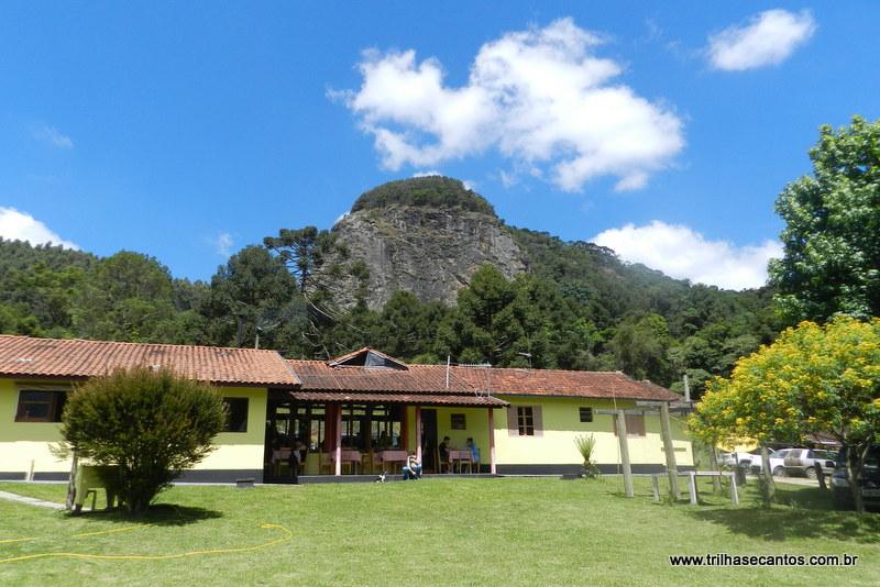 Restaurante ao Pé da Pedra -  Gonçalves, MG