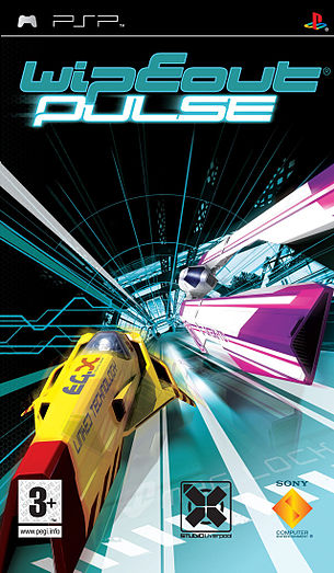 DOWNLOAD WIPEOUT PULSE PSP ISO COMPRESSED GAME [PPSSPP/PSP]