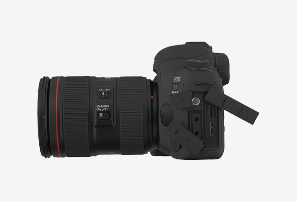 Featuring an ISO range of 100–32000, EOS 5D Mark IV best deals camera is incredibly well-suited for low-light photography